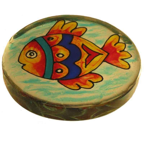 Irshikaa hues paper weight for Om fishing sinkers